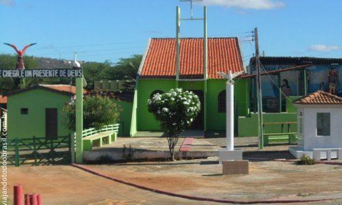 Monteiro - Santuário na estrada a caminho da cidade