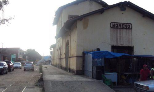 Moreno - Antiga Estação Ferroviária