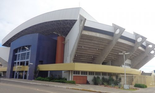 Mossoró - Ginásio Poliesportivo Pedro Ciarlini Neto