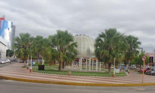 Mossoró - Praça Rodolfo Fernandes