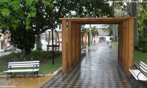 Mucurici - Praça São Sebastião