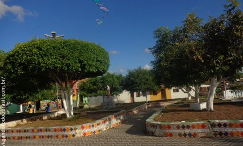 Mulungu - Praça Santo Antônio