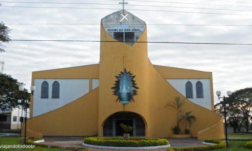 Mundo Novo - Igreja Nossa Senhora das Graças