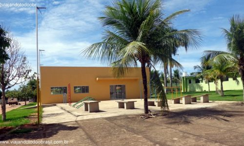 Mutunópolis - Academia da Saúde