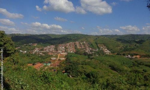 Natuba - Vista parcial da cidade