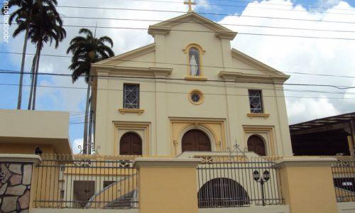 Nazaré da Mata - Igreja de Santa Cristina