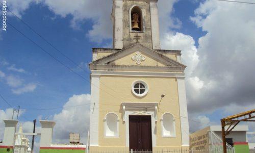 Nazaré da Mata - Igreja de Sâo Sebastião