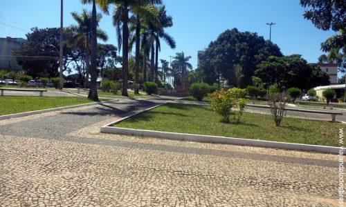 Núcleo Bandeirante - Praça Padre Roque