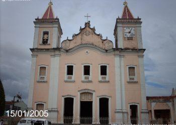 Neópolis - Igreja Matriz de Santo Antônio