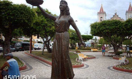 Neópolis - Praça Monsenhor José Moreno de Santana