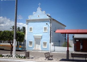 Nossa Senhora do Socorro - Capela em Nossa Senhora do Socorro
