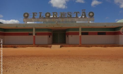"""Nova Floresta - Estádio Municipal """"O Florestão"""""""