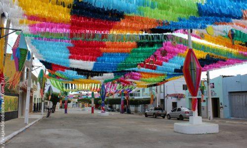 Nova Olinda - Decoração de Festa Junina