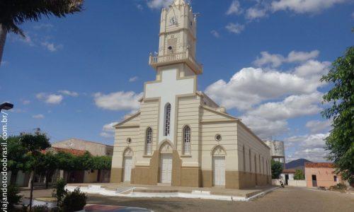 Nova Olinda - Igreja Matriz Nossa Senhora dos Remédios