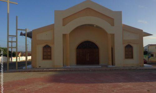 Nova Palmeira - Igreja Nossa Senhora da Guia