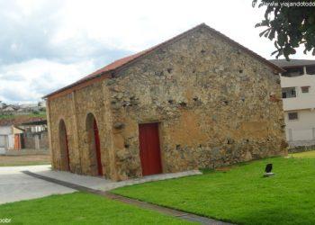 Nova Venécia - Casarão de Pedra Perletti (Museu de Acervo Cultural)