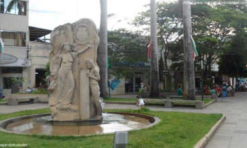 Nova Venécia - Praça do Imigrante