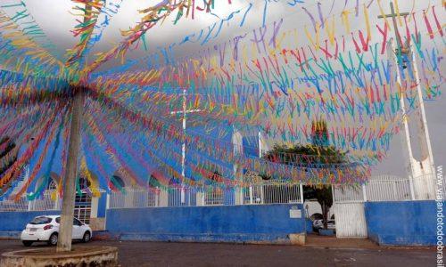 Novo Gama - Igreja de Nossa Senhora da Imaculada Conceição