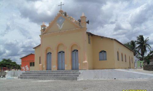 Olho d'Água do Casado - Igreja de São José