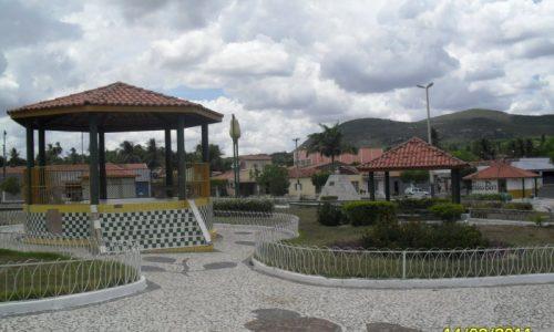 Olho d'Água do Casado - Praça Noé Leite