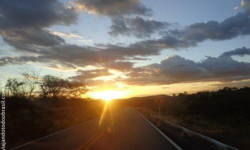 Olho D'Água - Pôr do Sol