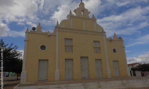 Olivedos - Igreja Matriz São Sebastião