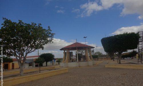 Olivedos - Praça Teodósio de Oliveira Ledo