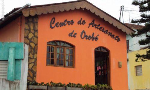 Orobó - Centro de Artesanato