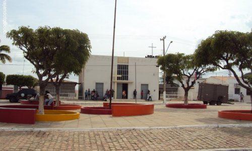 Orocó - Igreja de São Sebastião