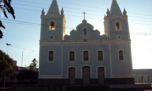 Ouricuri - Igreja de São Sebastião