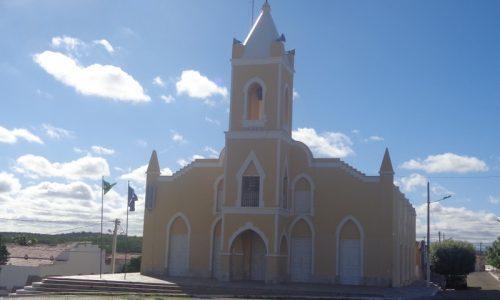 Ouro Branco - Igreja Divino Espírito Santo
