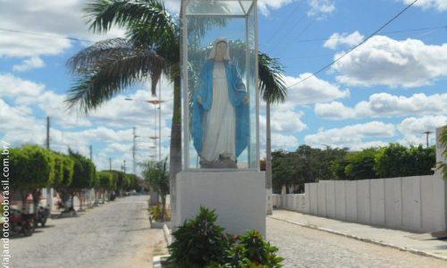 Ouro Velho - Imagem em homenagem a Nossa Senhora das Graças