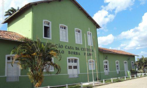 Palmares - Fundação Casa da Cultura