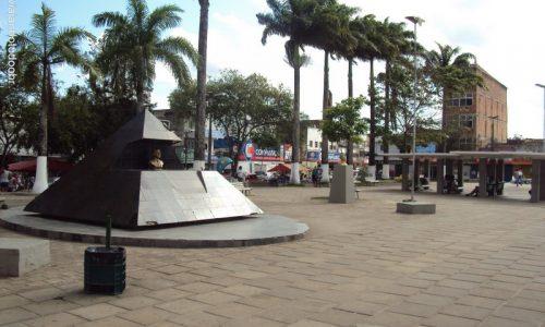 Palmares - Praça Paulo Paranhos