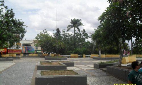 Palmeira dos Índios - Praça da Independência