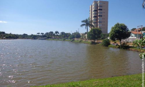 Palmeiras de Goiás - Lago Municipal