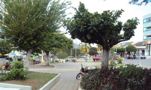 Panelas - Praça João Rufino