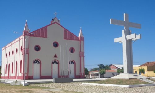 Paraú - Igreja do Divino Espírito Santo
