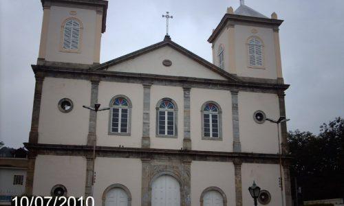 Paraíba do Sul - Igreja Matriz de São Pedro e  São Paulo