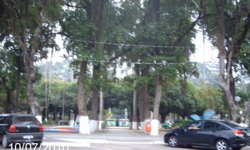 Paraíba do Sul - Praça Marquês de São João Marcos