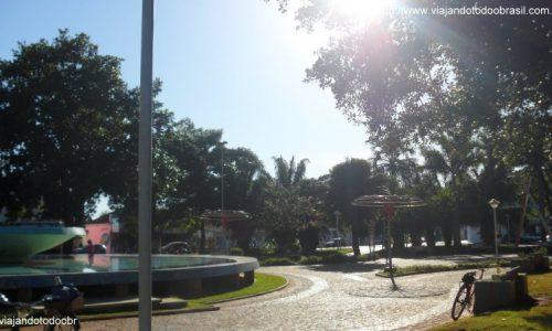 Paranaíba - Praça da República