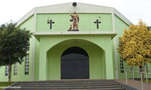 Paranhos - Igreja de São João Batista