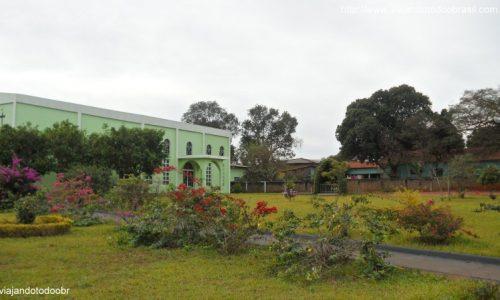 Paranhos - Praça da Igreja Matriz