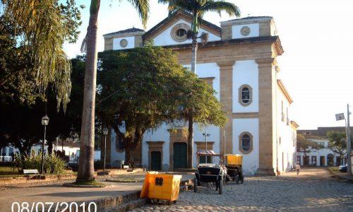 Paraty - Igreja de Nossa Senhora dos Remédio
