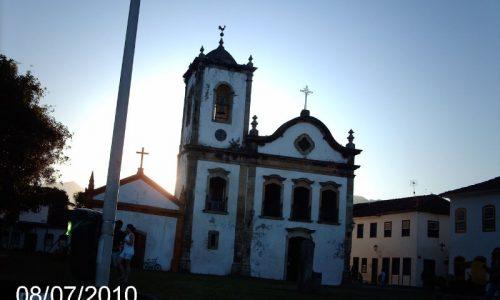 Paraty - Igreja de Santa Rita