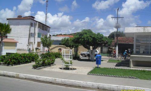 Paripueira - Praça Padre Cícero