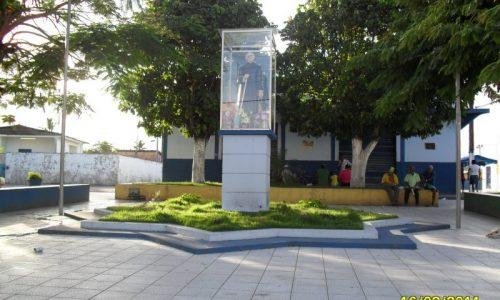 Passo de Camaragibe - Praça Padre Cícero