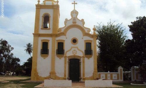 Paulista - Igreja de Nossa Senhora do Ó (Distrito de Pau Amarelo)