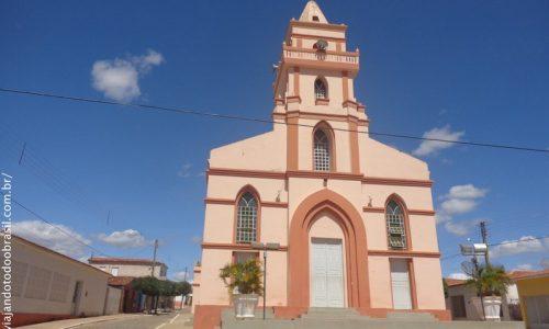 Pedra Branca - Igreja Matriz Nossa Senhora do Perpétuo Socorro