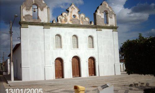 Pedra Mole - Igreja Matriz de Nossa Senhora do Patrocínio